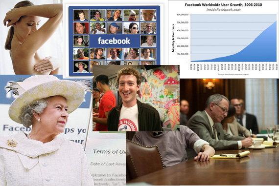 10 กระแสใหม่ของเฟซบุ๊กในปี 2010