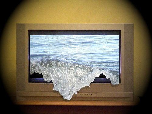 5 ทีวี 3D ตัวท็อป!!! ชนกันแบบจะๆ ยี่ห้อไหนเป๊ะ มาดูกัน