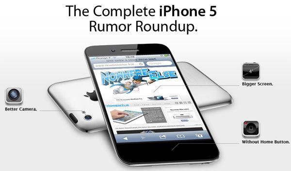 รวมมิตร รายละเอียด iPhone 5 แบบเต็มๆจัดหนัก