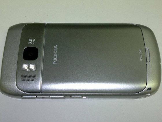 Nokia E6-00 หลุดอีกรอบคราวนี้สีขาว