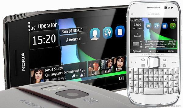 อัพเดทมือถือ 2 รุ่นใหม่ล่าสุดจาก Nokia
