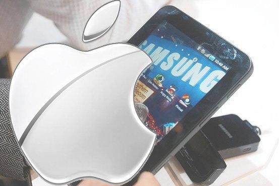 โดนแล้วจ้ะ! แอปเปิลฟ้องซัมซุงข้อหาเลียนแบบไอโฟนและไอแพด