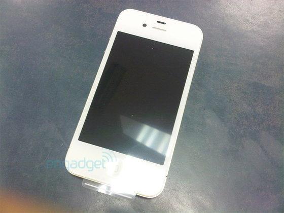 Vodafone หลุดขาย iPhone 4 สีขาวให้ลูกค้า!!!?