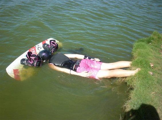 เทรนด์ Planking' นอนนิ่งๆ ระบาด ชาวเน็ตฯ