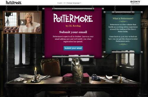 """เจ.เค.โรว์ลิ่งเล็งขายอีบุ๊ค""""แฮรี่ พอตเตอร์"""""""