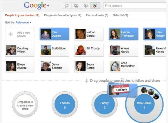 [G+Tips and Tricks] เล่น Google+ อย่างมีกึ๋น (ขึ้นนิดๆ)