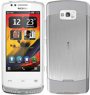 Nokia 700 สีขาวกระชากใจ