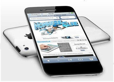 10 อันดับข่าวลือในโลกออนไลน์ที่เกี่ยวกับ iPhone 5