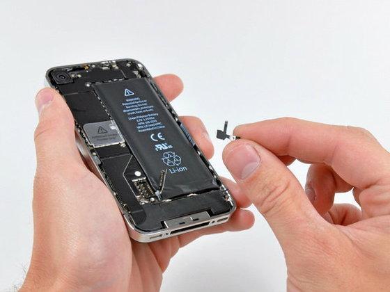 มาชมวิธีการเปลี่ยนแบตเตอร์รี่ iPhone 4 ได้ด้วยตัวเอง