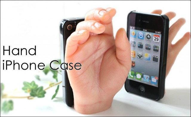 เคสมือถือ iPhone 4 สุดพิสดารจากประเทศญี่ปุ่นที่ไม่ว่าใครเห็นก็ต้องร้องกรี๊ด!