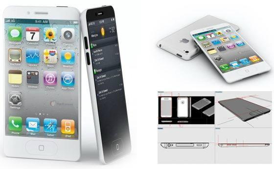 ลือได้อีก iPhone 5 วางตลาด ต.ค. ศกนี้