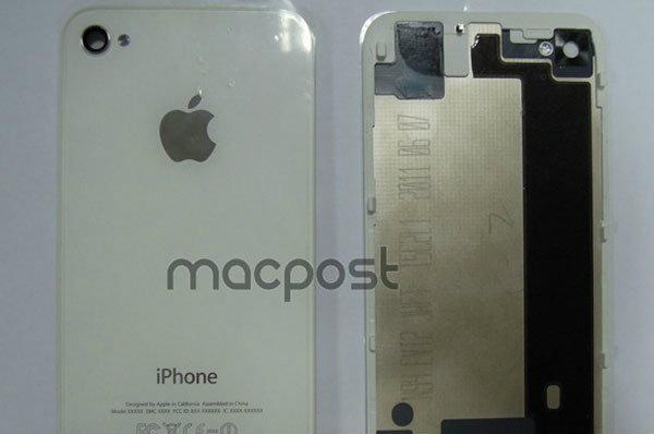 มาตามนัด! ฝาหลัง iPhone รุ่นทดสอบโผล่อีก!