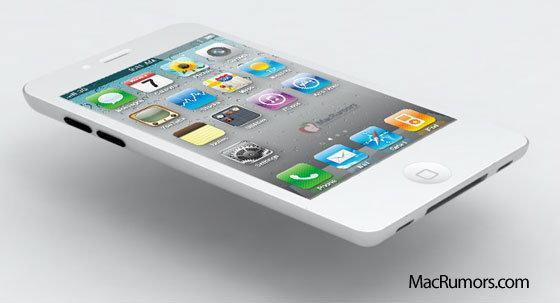 iPhone 5 จะมาพร้อมกับหน้าจอเล็กกว่า 4 นิ้ว