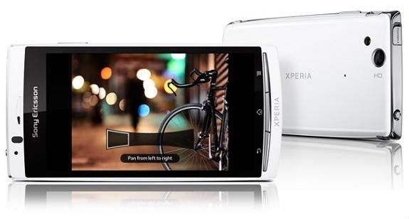 Sony Ericsson Xperia Arc S อัพเดทแรงแซงหน้ารุ่นเดิมด้วยซีพียู 1.4GHz!