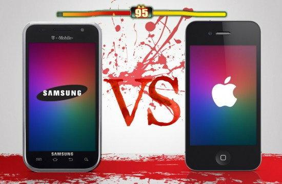 Samsung โร่ฟ้องศาลสั่งแบนขาย iPhone 5