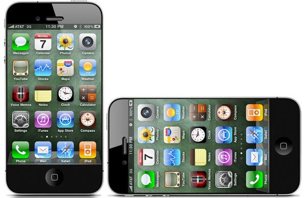 iPhone 5 จะเริ่มวางขายทั่วโลก 14 ตุลาคม 2554