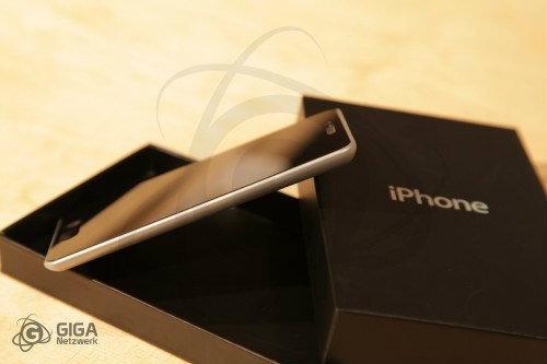 iPhone 5 น่าจะมีดีไซน์แบบนี้หรือเปล่า?