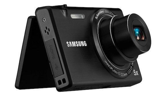 Samsung เปิดตัวกล้องคอมแพคระดับพรีเมียม Samsung Multi View MV800