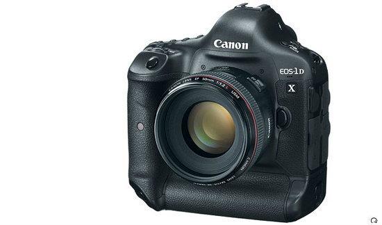 Canon เปิดตัว EOS-1D X รวบ DSLR รุ่นท็อปเป็นหนึ่งเดียว