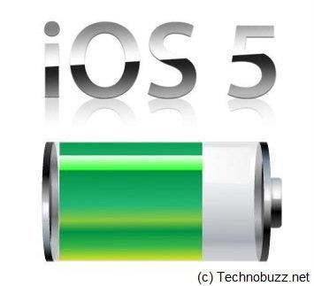 เตรียมอัพเดท iOS 5 เวอร์ชันใหม่แก้ปัญหาแบตเตอรี่หมดไวใน iPhone 4S!