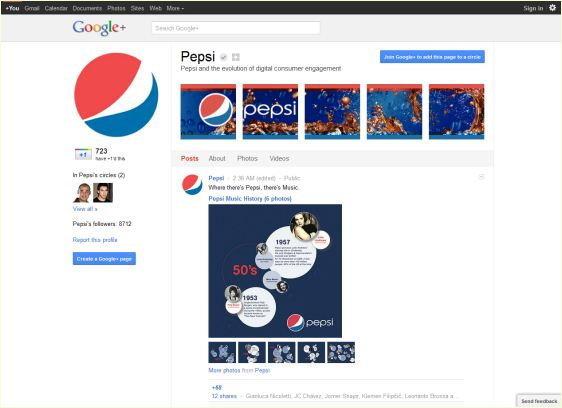 Google+ Pages สำหรับธุรกิจเปิดตัวแล้ว