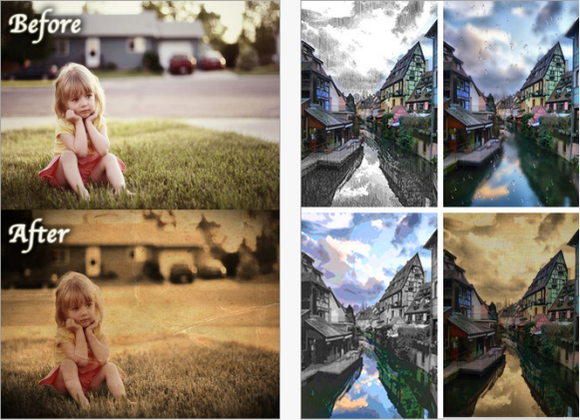 Appfree!! โชว์ความเป็นศิลปินในตัวคุณด้วย PixelWorks แอพแต่งภาพเด็ดๆที่มาพร้อมเอฟเฟ็คเจ๋งๆอีกเพียบ แจ