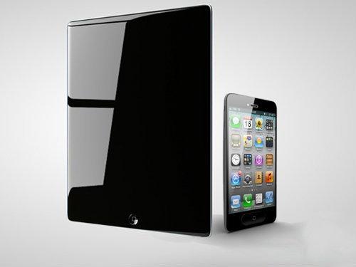 iPhone 5, iPad 3 ดีไซน์ใหม่จาก Apple เตรียมเปิดตัวฉลองปี 2012 ที่จะมาถึง!