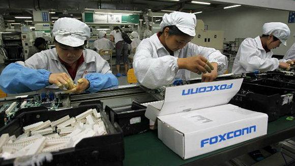 Foxconn ทุ่มเงินอีกพันล้านเหรียญเพื่ออัพเกรดโรงงานผลิต iPhone