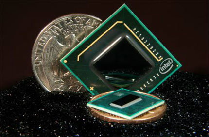 อนาคต Intel Atom แบบใหม่ ที่มาในรูปแบบชิปเดี่ยวซะที