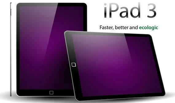Apple เปิดตัว iPad 3 มีนาคมนี้ก่อนส่ง iPad 4 สเปคแรงกว่าลงตลาดเดือนตุลาคม!