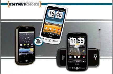 G-Net A3/A7 สมาร์ทโฟนราคาเบา มากความสามารถ