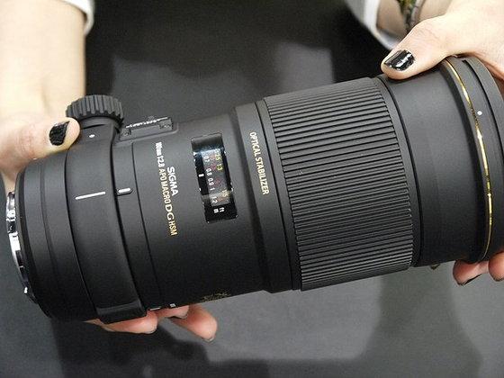 ประกาศเตือน อย่ารับซื้อเลนส์ Sigma 180mm f/2.8 macro