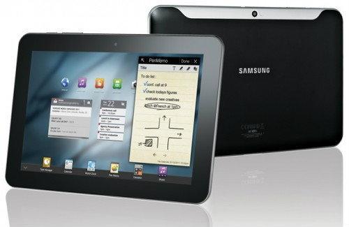ท้าชน iPad 3 ลือ Samsung เตรียมเปิดตัว Galaxy Tab ขนาด 11.6 นิ้ว