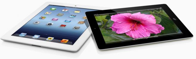 ชัดเจนแล้ว! iPad รุ่นใหม่ใช้ CPU 1GHz มี RAM 1GB