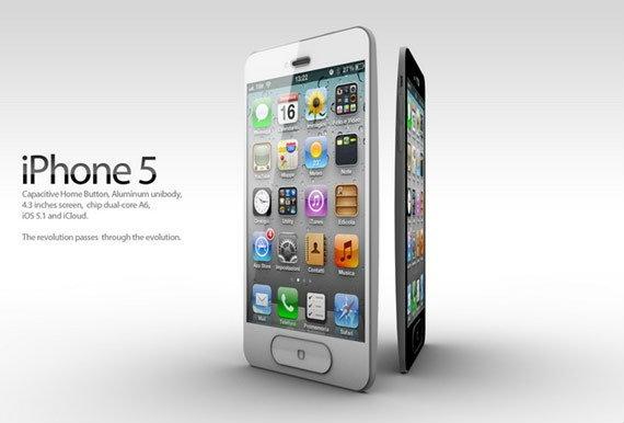 Apple เริ่มทดสอบ iPhone 5 รองรับ 4G LTE พร้อมเปิดตัวกันยายนนี้!