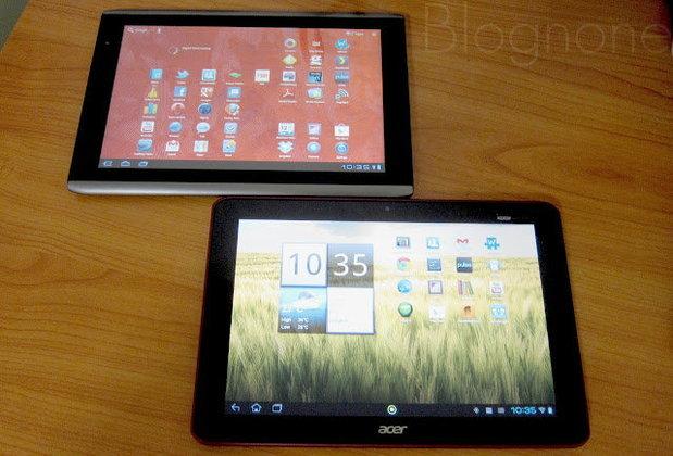 มินิรีวิว แท็บเล็ต Acer Iconia A200