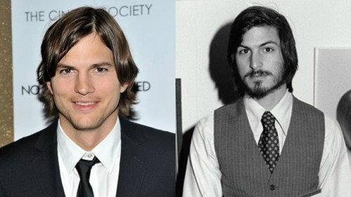 "Ashton Kutcher อาจแสดงเป็น Steve Jobs ในหนังอินดี้เรื่อง ""Jobs"""