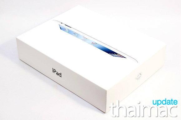 มินิรีวิว: The new iPad สำผัสความก้าวหน้าแห่งอนาคต