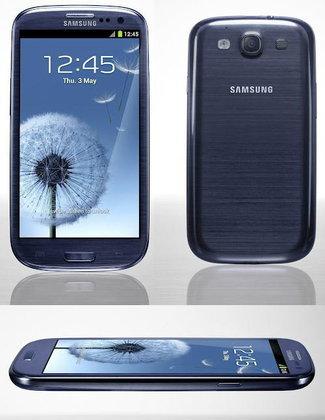 เผยข้อมูล Samsung Galaxy S III สีน้ำเงินอาจขาดตลาด เนื่องจากกระบวนการผลิตฝาหลังที่ไม่ได้มาตรฐาน