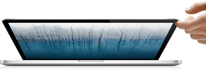 เปิดตัว New MacBook Pro มาพร้อมจอ Retina Display, Ivy Bridge CPU!