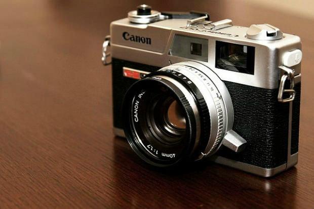 เปิดตัว Canon Mirrorless วันที่ 24 กรกฎาคม พ.ศ.2555