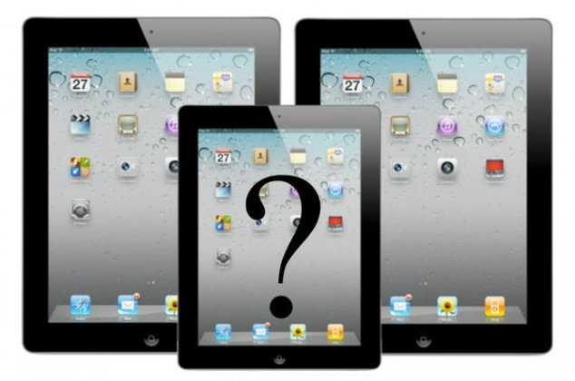 ห้างอังกฤษบอกใบ้ iPad Mini มาแน่รับขวัญวันคริสต์มาสปีนี้!