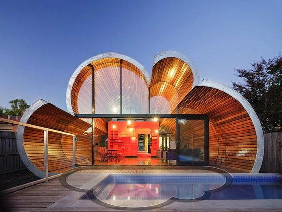 ดีไซน์ iCloud  บ้านในฝันของสาวก Apple