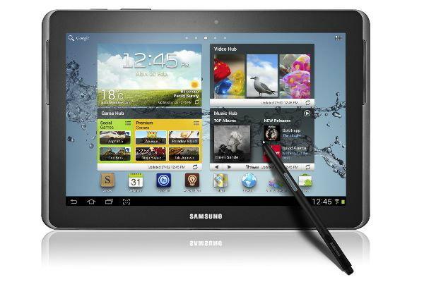 หลุดสเปค Samsung Galaxy Note 10.1 หลังอัพเกรดใหม่