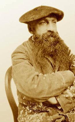 Auguste Rodin โลโก้ google ในวันนี้ แล้วเค้าคือใคร?