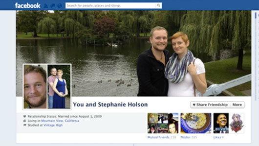 Facebook US Page หน้าความรักของสองเรา คนไม่โสดเท่านั้นที่ได้เห็น