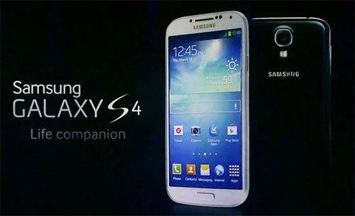 เคาะแล้วราคา Samsung Galaxy S4