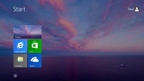 ปุ่ม Start บน Windows 8.1 กลับมาแน่