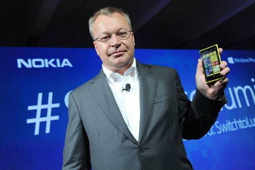 สาเหตุที่ Nokia เลือกวินโดว์สโฟน