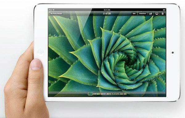 ภาพหลุด ฝาหลัง iPad mini 2 (ไอแพด มินิ 2) ทำจากอะลูมิเนียม